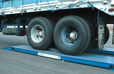 Picture for category Vehicle Weighing by Axle